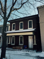 Charming renovated house for rent in Brantford near Laurier U.