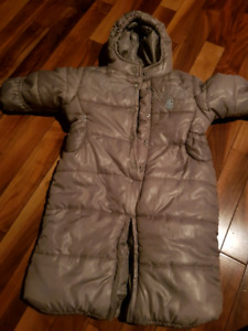 MEXX winter snow suit or bunting outfit 50 -56cm infant