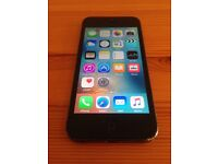 Space grey iPhone 5 (unlocked, 32 GB)