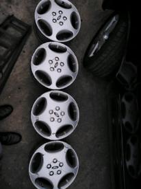 Wheel Alloys PCD 5 x 112, from Ford Galaxy MK1