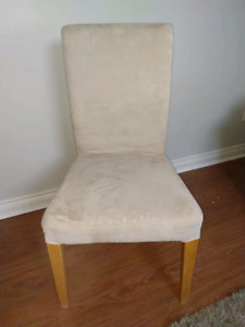 Ikea Parsons Chairs (2)