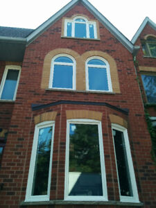 Replacement Bay Window Vinyl  contemporary or traditional Design