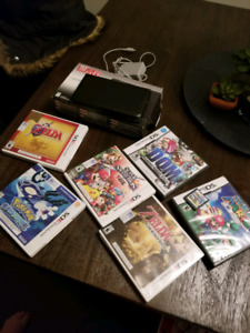 Nintendo 3DS XL and games $300 obo