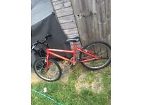Fully working bike up for grabs