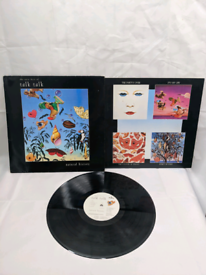 TALK TALK Natural History ( The Very Best Of ) 1990 UK 1ST PRESSING LP
