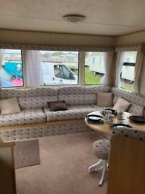 FREE 2021 SITE FEES! 2 BEDROOM SITED STATIC CARAVAN FOR SALE (NORTH WALES)