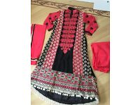 Bollywood style Indian suit NEW