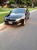 KIA OPTIMA 2012 - Still Under Warranty