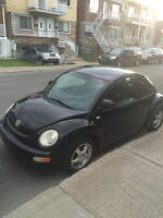 2000 Volkswagen New Beetle Coupé (2 portes)
