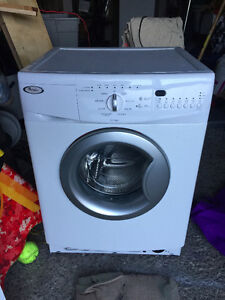 """24""""Compact Whirlpool White Washer - Excellent Condition & Small"""