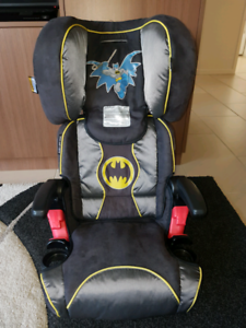 Booster Car Seat Batman