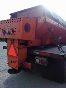 8' Monroe Spreader V-Box London Ontario image 1