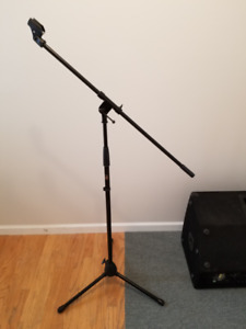 Yorkville MS206B Microphone Stand