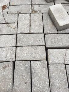 240ft2 interlocking stone. 60mm paving stone, pavers  Kitchener / Waterloo Kitchener Area image 1