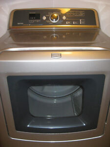 Almost New Dryer. Steam Option. Highly Efficient. Extra Large Ca