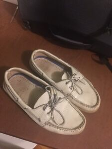 Sperry Top Sider White - size 11 West Island Greater Montréal image 1