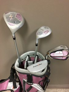 Junior Series, Right Hand 5-club Golf Set for Sale