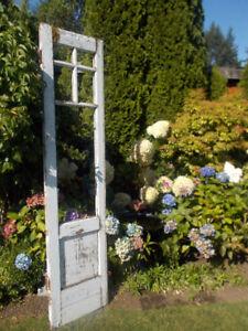 Shabby Chic rustic old DOOR