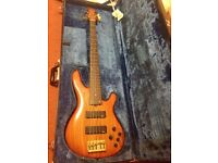 Yamaha TRB II 5 Bass Guitar 1998 Made in Japan
