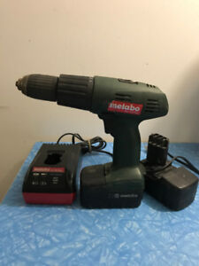 Used Power Metabo Drill