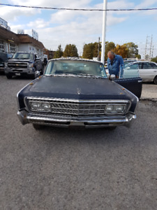 1966 CRYSLER IMPERIAL LEBARON  NEW PHOTOS ADDED