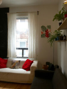 Private Room in 5 1/2 in Plateau/Mile End