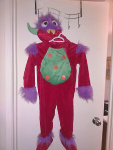 Child's size 4 Halloween costume