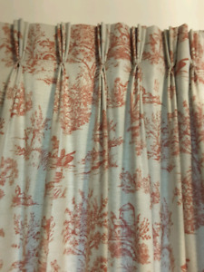 Drapery Panels - Custom made