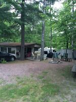 1989 34 ft Jayco Trailer at Well Sought Campground!