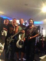 Band rock cherche chanteur