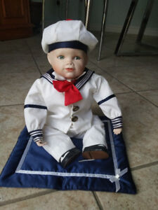 """Vintage Yolanda Picture-Perfect Babies Collection: Doll """"MA"""