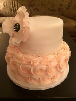 Wedding Cake, Cupcakes and Cake Pops