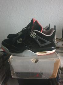 Nike Air Jordan 4 Retro Uk 10