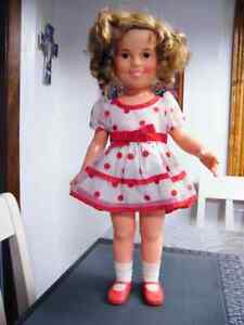 SHIRLEY TEMPLE DOLL RARE FIND GREAT CONDITION.