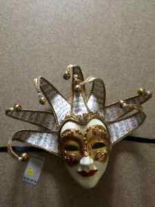 Mask-Authentic hand painted, made in Italy Peterborough Peterborough Area image 1