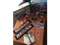 Xbox one infinity 2.0 marvel
