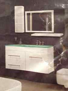 Brand New Madrid Wall Hung Vanity Combo for Sale