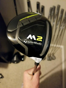 Various golf clubs for sale!