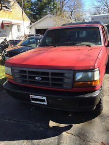1994 Ford F-150 Enforcer Pickup Truck - CERTIFIED