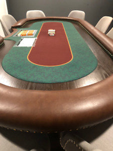 MOLL'YS GAME - Poker Table #1