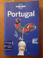 Lonely Planet travel guide - Portugal