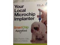 PET MICROCHIPPING