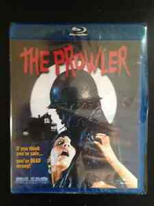 The Prowler blu-ray (NEUF)
