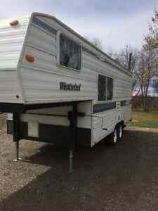 5th Wheel Trailers for Sale at ONLINE Auction May 4