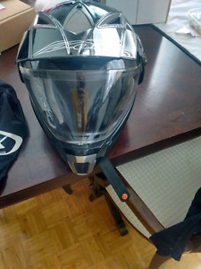 Zox roost rx helmet with visor