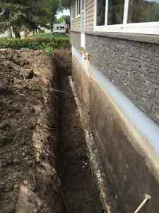 Foundation Waterproofing Regina Regina Area image 3