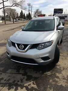 2015 Nissan Rogue S SUV, Crossover