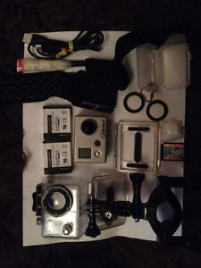Gopro Hero 1 with Accessories
