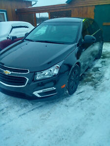 2015 Chevrolet Cruze Berline turbo