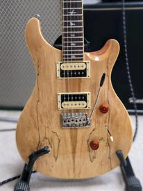 PRS SE Custom 24 LTD Spalted Maple